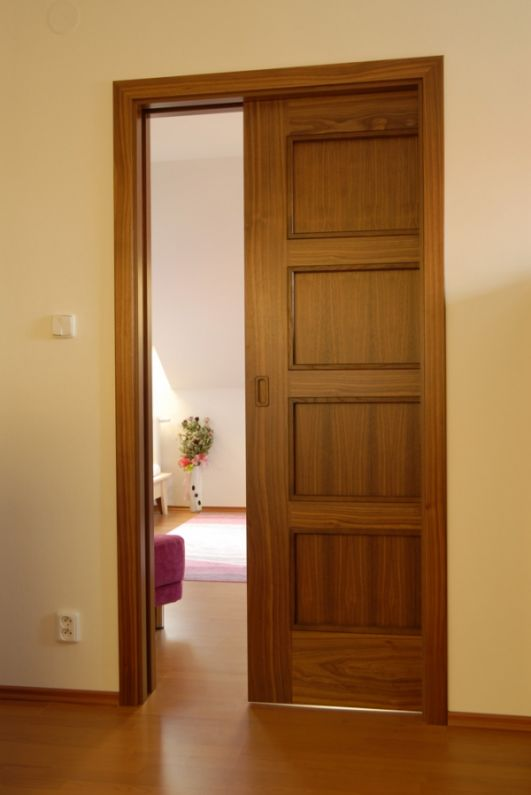 Выдвижной дверь своими руками